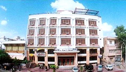 Hotel Apex International