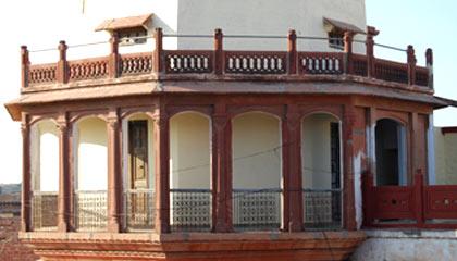 Bhikamkor Fort