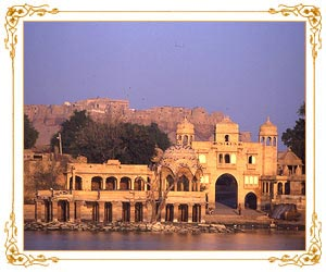 Jaisalmer - The City of Gold