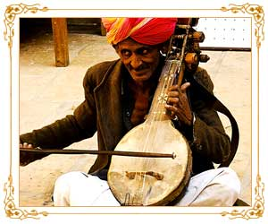 Music of Rajasthan